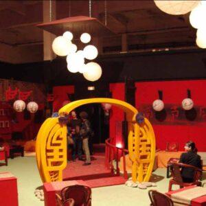 Location de décoration Chine et Japon