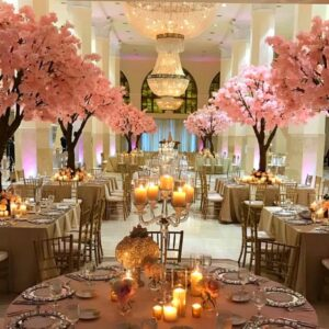 Location de décoration de mariage