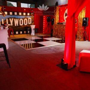Location de décoration cinéma