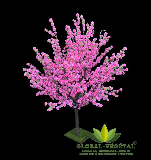 location cerisier artificiel