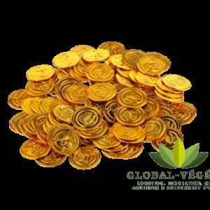 Location de pièces d'or