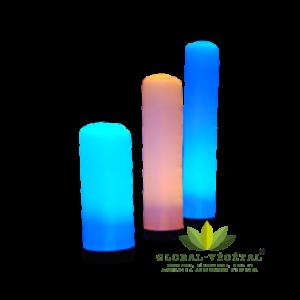 Location de colonne lumineuse gonflable