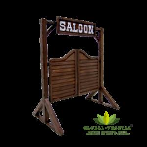 Location de portes de saloon western