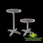 Location de table aluminium pliante