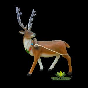Location de renne du Père Noël