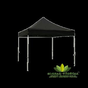 Location de tente pliante 3×3 mètres noir