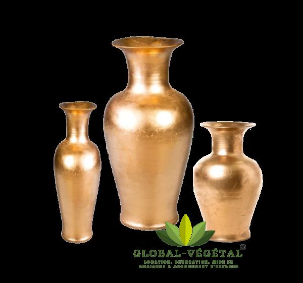 Vase orientale or