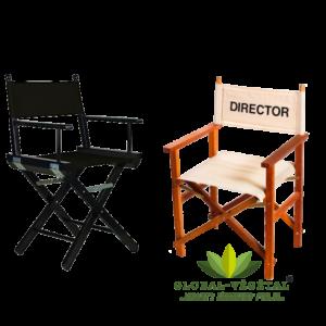 Location de chaise de metteur en scène