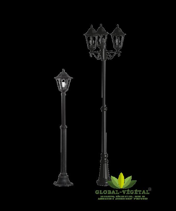 location de lampadaire pour décoration