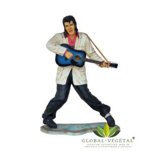 Location de statue Elvis Presley