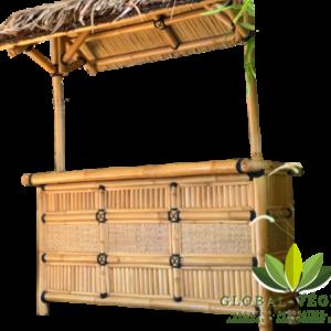 Location de bar en bambous