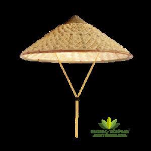 Location de chapeau asiatique