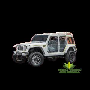 Location de jeep