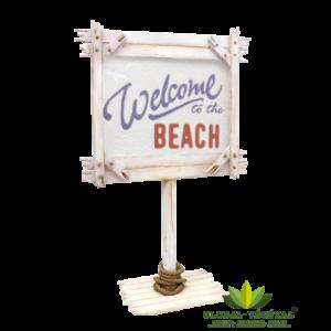 Location de panneau de plage